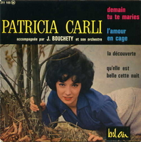 patricia carli demain tu te maries