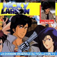 nicky larson generique