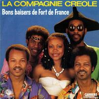 noel compagnie créole Bons baisers de Fort de France (par La Compagnie Créole)   fiche  noel compagnie créole