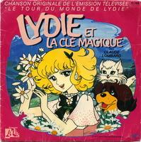 Lydie Et La Cle Magique Par Claude Lombard Fiche Chanson B M