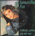 Vignette de Samantha Fox - Nothing's gonna stop me now