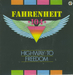 Pochette de Fahrenheit 104 - Highway to freedom