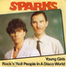 Vignette de Sparks - Rock'n'roll people in a disco world
