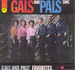 Pochette de Gals and Pals - Blue on blue