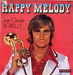 Pochette de Jean-Claude Borelly - Happy melody