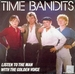 Pochette de Time Bandits - Listen to The Man with the Golden Voice