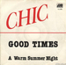 Vignette de Chic - Good times