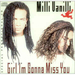 Pochette de Milli Vanilli - Girl I'm gonna miss you