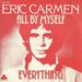 Pochette de Eric Carmen - All by myself