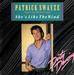 Pochette de Patrick Swayze - She's like the wind