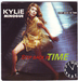 Pochette de Kylie Minogue - Step back in time