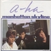 Pochette de A-ha - Manhattan skyline