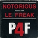Vignette de P4F - Notorious medley with le Freak