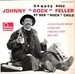 "Pochette de Johnny ""Rock"" Feller - J'aime pas le rock"