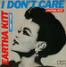 Vignette de Eartha Kitt - I don't care