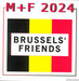 Vignette de Michel Farinet - The march of Brussel's friends
