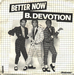 Vignette de B. Devotion - Better now