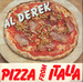 Vignette de Al Derek - Pizza from Italia