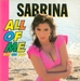 Pochette de Sabrina - All of me
