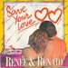 Vignette de Renée & Renato - Save your love