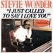 Vignette de Stevie Wonder - I just called to say I love you