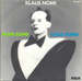 Pochette de Klaus Nomi - The cold song