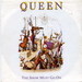 Pochette de Queen - The Show Must Go On