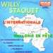 Vignette de Willy Staquet - L'internationale