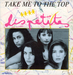 Pochette de Les Petites - Take me to the top