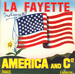Pochette de America and Co - La Fayette