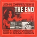 Vignette de John Carpenter - The End (Disco Version)